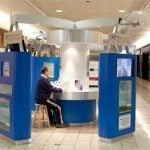 Mayo Clinic health kiosk