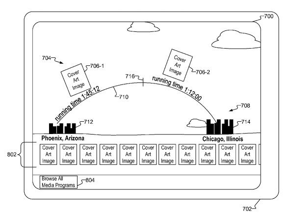 Verizon and Kiosk Patents