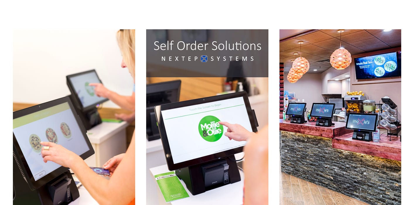 Nextep Systems Self Order Platform And Software