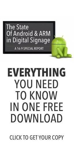 Android Digital Signage research