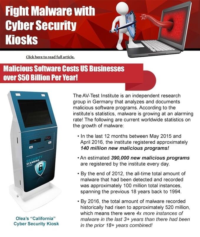 Security kiosk