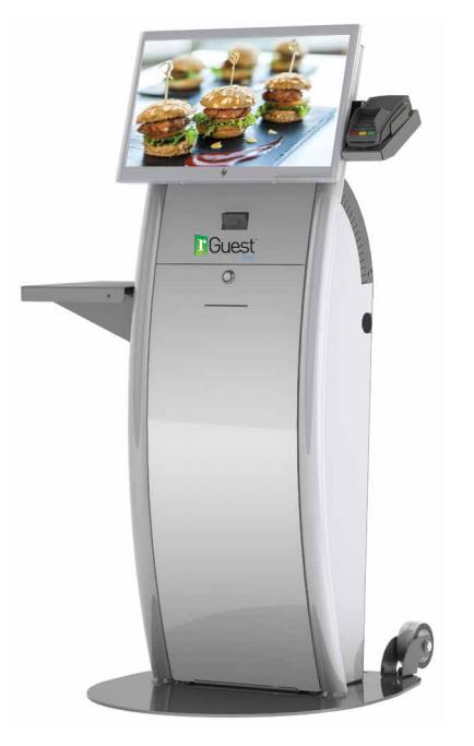 self-service kiosk hospitality