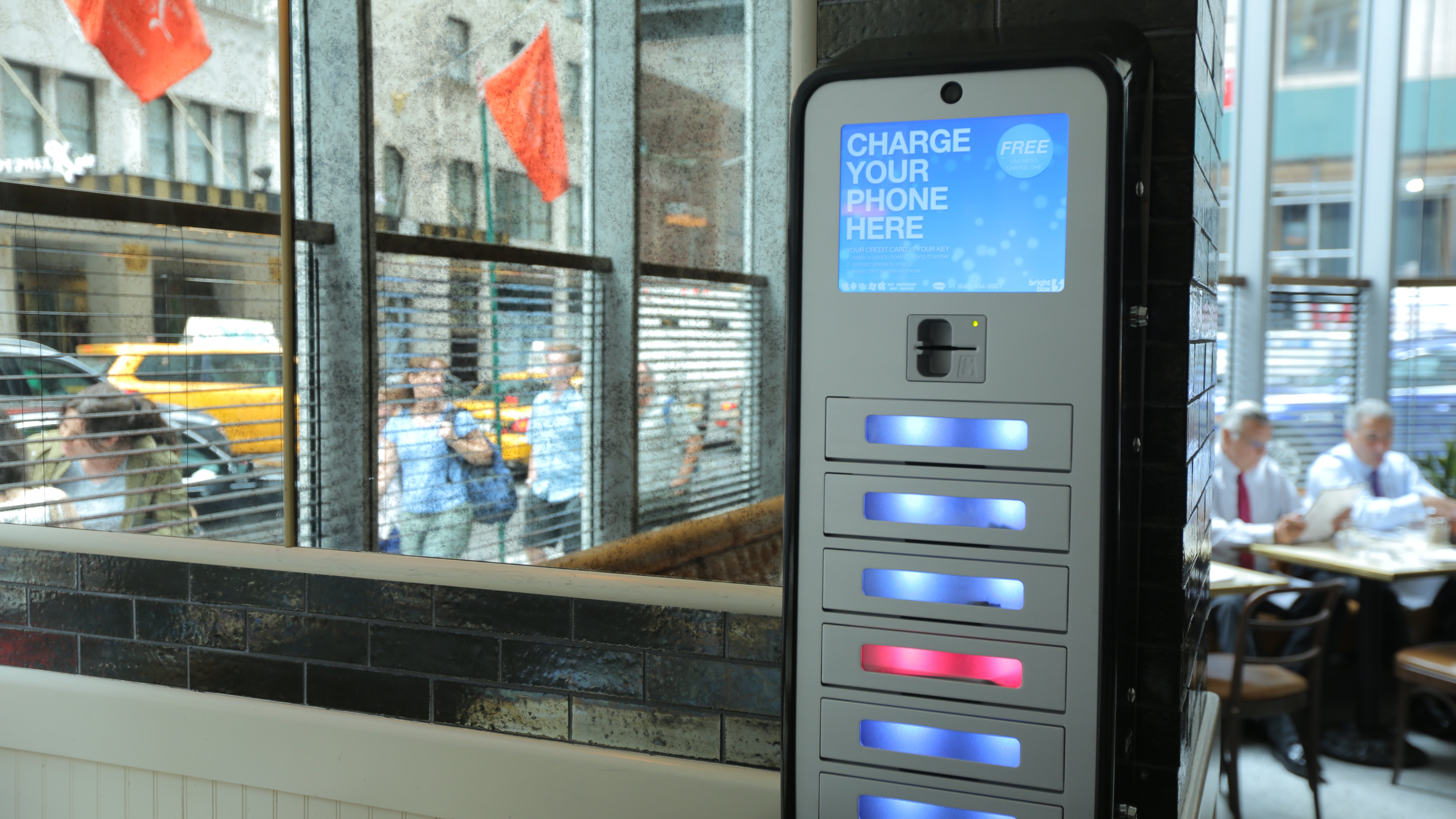Charging Kiosks featured