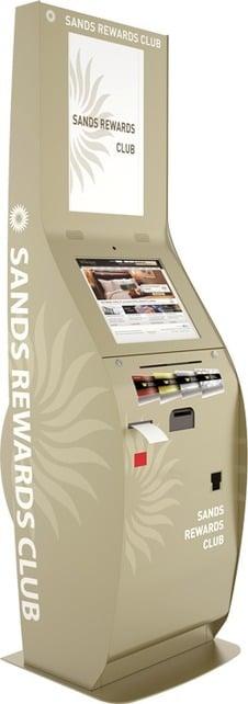 customer loyalty kiosk