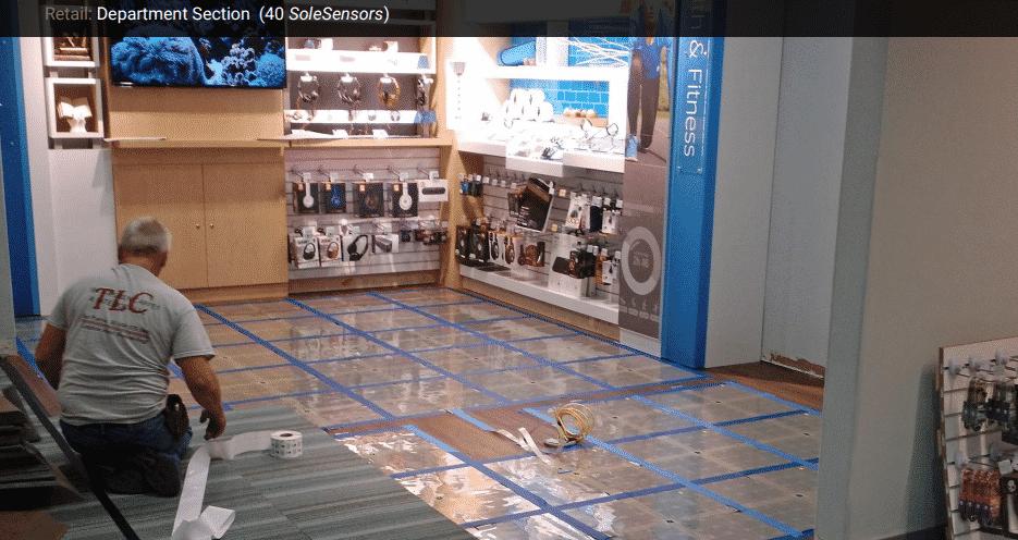 Floor Sensor
