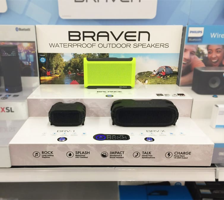 Braven Display