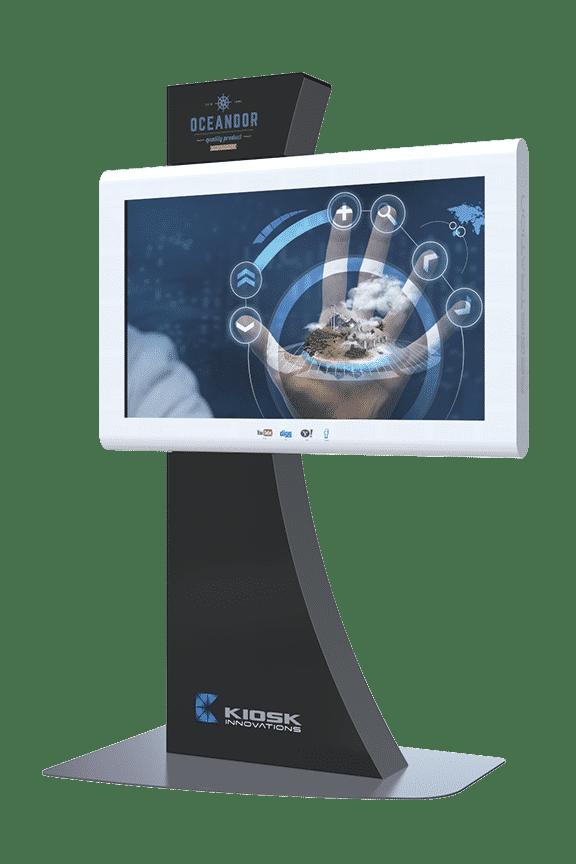kiosk innovations digital signage
