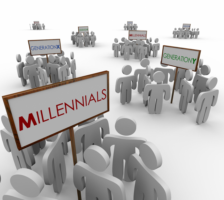 millennial retail