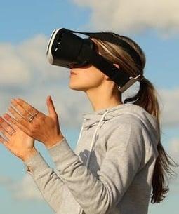 VR Kiosk Watch