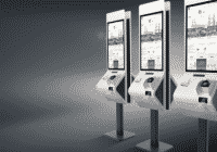 pyramid computer self-order kiosks