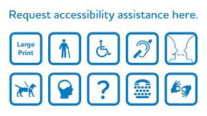 kiosk accessibility
