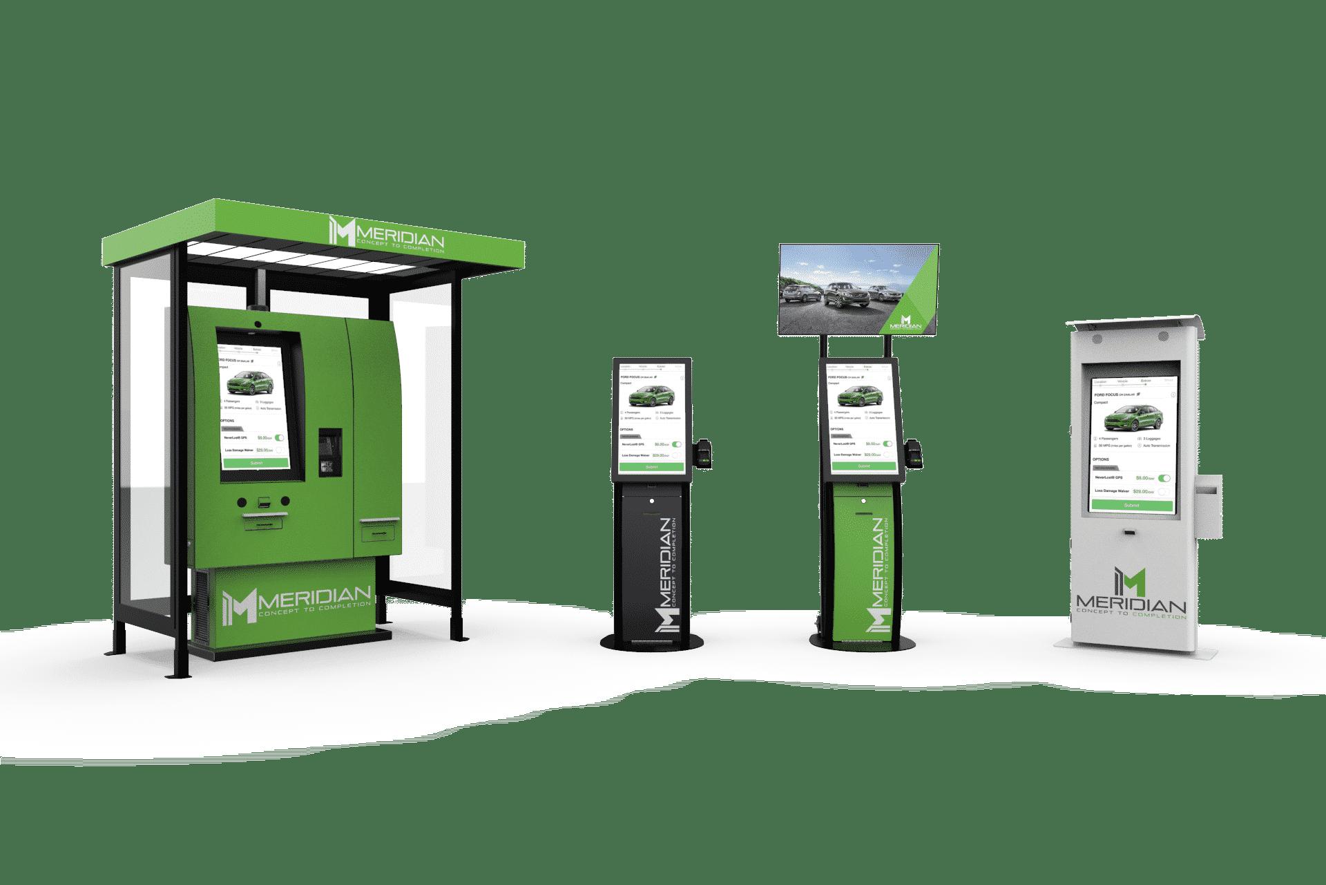 automotive kiosk