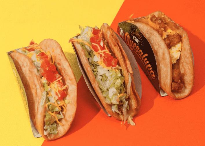 taco bell ordering kiosk