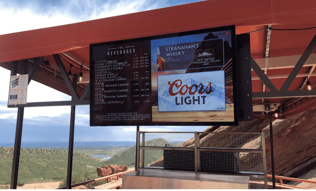 redrock digital signage
