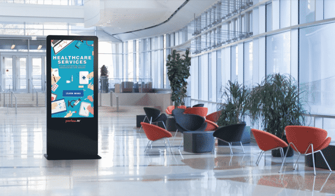 Peerless All-in-One kiosk