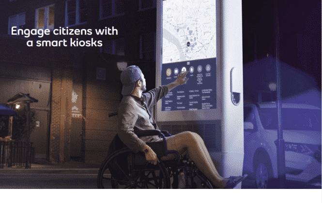 smart kiosk bell canada civic