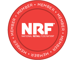 NRF2020 National Retail Federation Member Logo