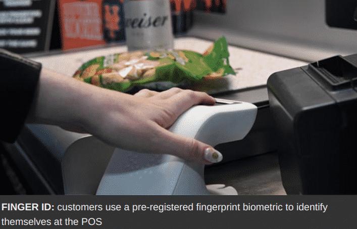 Biometric Kiosk