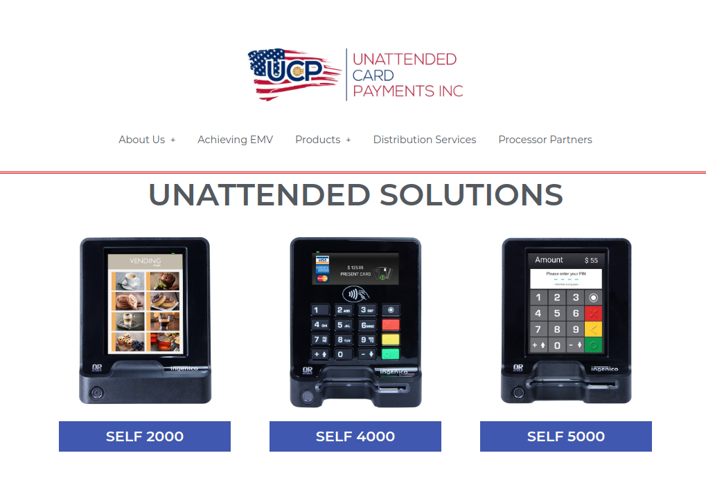 UCP Unattended Payments