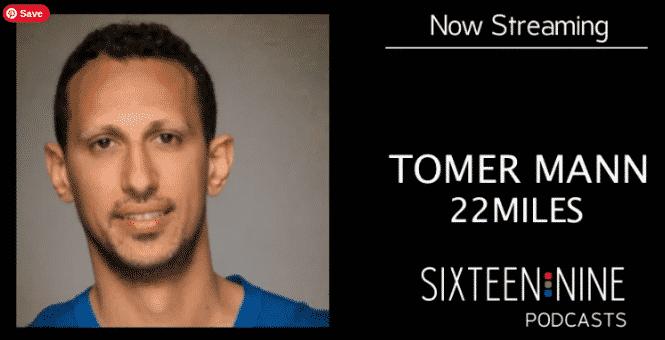 Tomer 22Miles Digital Signage