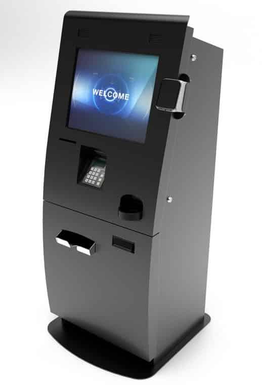Kiosk Kiosks - Bill Payment kiosk by Olea Kiosks is a good example of bill pay kiosk design.