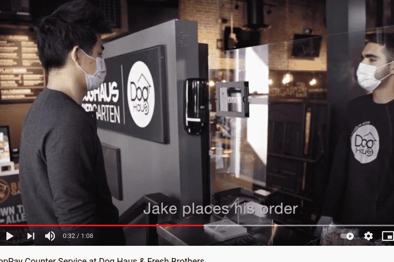 facial recognition payment