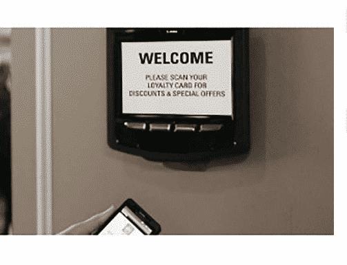 zebra self-service kiosks