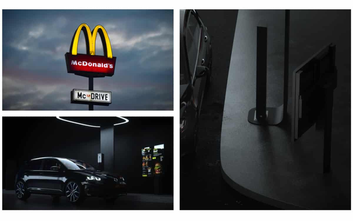McDrive McDonalds's