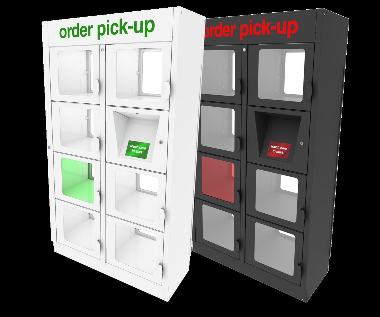 Smart Locker System Frank Mayer