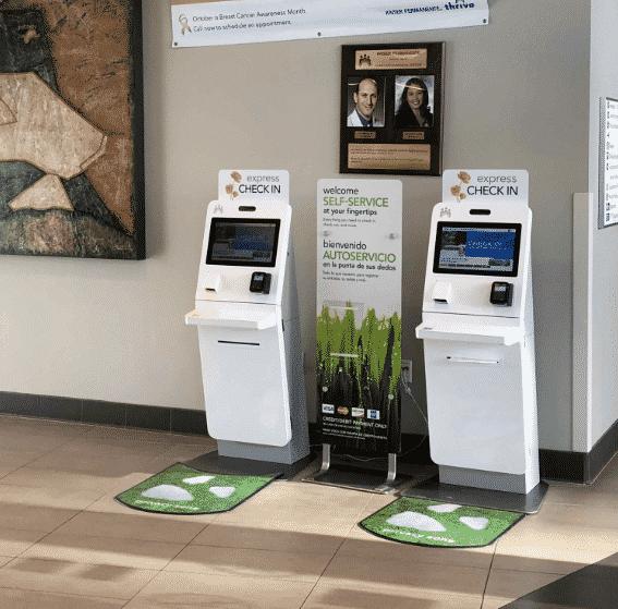 Kaiser Check-In Kiosk